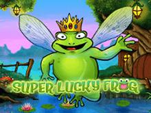 Игровой аппарат Супер Удачливая Лягушка – играйте онлайн