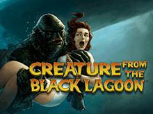 Играйте на деньги на игровом аппарате Чудовище Из Черной Лагуны